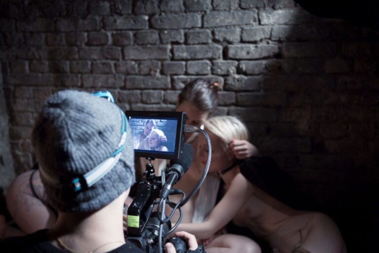 BTS from Passage by Jo Pollux